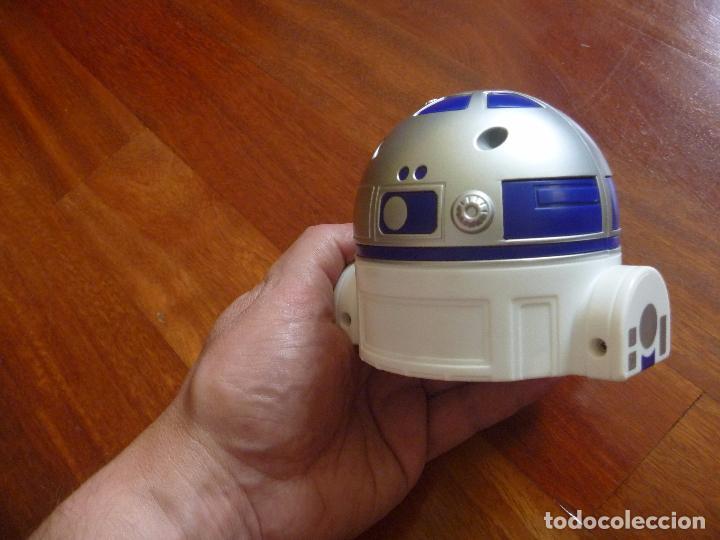 Sellos: Star Wars sellos holográficos más regalo reloj Star Wars R2D2 - Foto 2 - 94651347