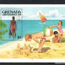 Sellos: GRANADA GRANADINAS HB 96** - AÑO 1985 - TURISMO - DEPORTES NAUTICOS. Lote 95921499