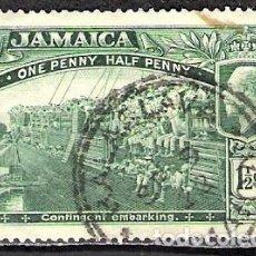 Sellos: JAMAICA 1919 - USADO. Lote 99200955