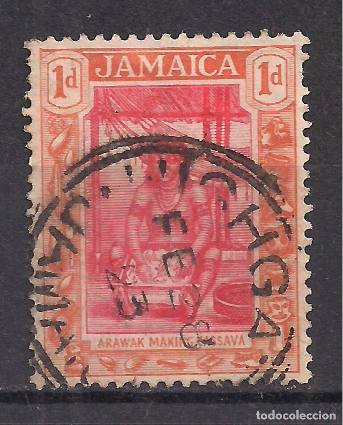 JAMAICA 1920 - USADO (Sellos - Extranjero - América - Otros paises)