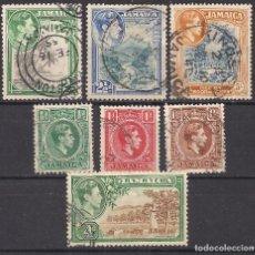 Sellos: JAMAICA 1938 - USADO. Lote 99201875