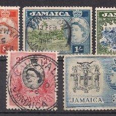 Sellos: JAMAICA 1956 - USADO. Lote 99202115