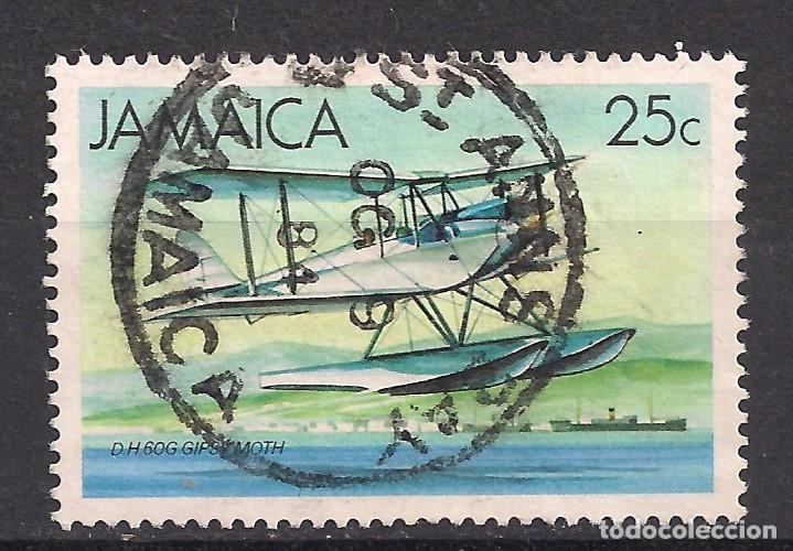 JAMAICA 1984 - USADO (Sellos - Extranjero - América - Otros paises)