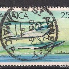 Sellos: JAMAICA 1984 - USADO. Lote 99202775