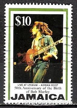 JAMAICA 1995 - USADO (Sellos - Extranjero - América - Otros paises)