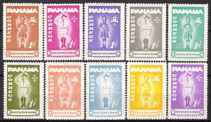 PANAMA 1964 - NUEVO (Sellos - Extranjero - América - Otros paises)