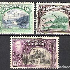 Sellos: TRINIDAD Y TOBAGO 1938 - USADO. Lote 99508699