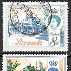 Sellos: BERMUDA 1962 - USADO. Lote 100287703