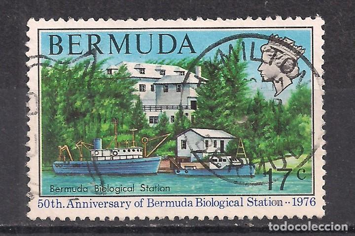 BERMUDA 1976 - USADO (Sellos - Extranjero - América - Otros paises)