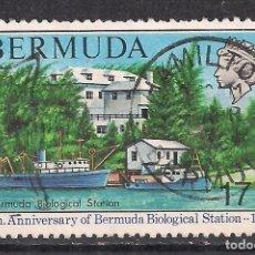 Sellos: BERMUDA 1976 - USADO. Lote 100288063