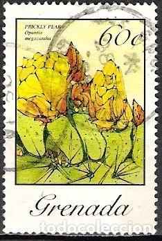 GRANADA 1985 - USADO (Sellos - Extranjero - América - Otros paises)