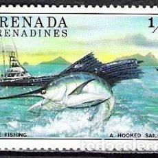 Sellos: GRANADA, GRANADINAS 1976 - NUEVO . Lote 100418015
