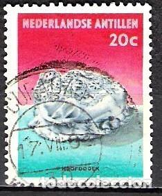 ANTILLAS HOLANDESAS (CURAÇAO) 1962 - USADO (Sellos - Extranjero - América - Otros paises)