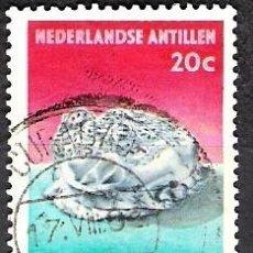 Sellos: ANTILLAS HOLANDESAS (CURAÇAO) 1962 - USADO. Lote 100579079