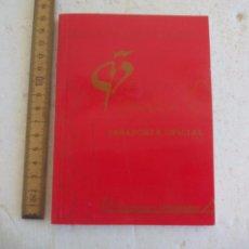 Sellos: EXPOSICIÓN MUNDIAL DE FILATELIA GRANADA ' 92. PASAPORTE FILATÉLICO OFICIAL 1992 CORREOS Y TELÉGRAFOS. Lote 101421995