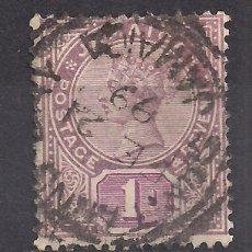 Sellos: JAMAICA 1889 - USADO. Lote 103209915
