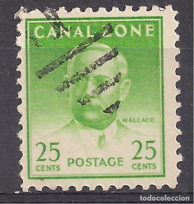 PANAMA, CANAL 1946 - USADO (Sellos - Extranjero - América - Otros paises)