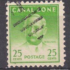 Sellos: PANAMA, CANAL 1946 - USADO. Lote 103368831