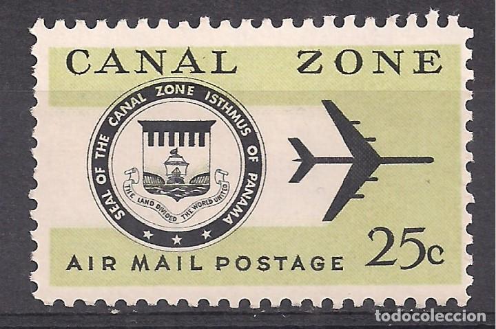PANAMA, CANAL 1965 - NUEVO (Sellos - Extranjero - América - Otros paises)