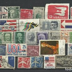 Sellos: LOTE DE SELLOS DE USA. Lote 103688411