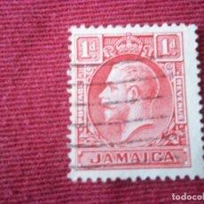 Sellos: SELLOS ANTUGUO JAMAICA 1D. Lote 104329063