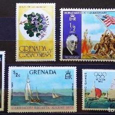 Sellos: GRENADA - SELLOS NUEVOS. Lote 104359791