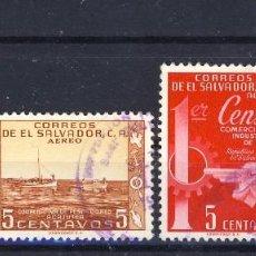 Sellos: EL SALVADOR.-. Lote 109346995