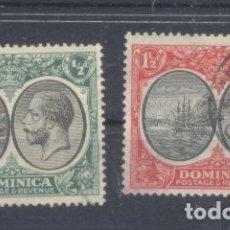Sellos: DOMINICA, EX COLONIA BRITANICA. Lote 112613439