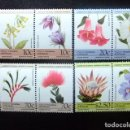 Sellos: BEQUIA GRENADINES OF ST VINCENT 1984 FLORA FLORES I YVERT ** MNH. Lote 112855555