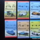 Sellos: BEQUIA GRENADINES OF ST VINCENT 1984 COCHES AUTOS 12 SELLOS YVERT ** MNH. Lote 112856375