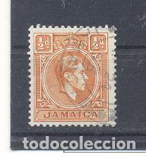 JAMAICA,1938/52, USADO (Sellos - Extranjero - América - Otros paises)