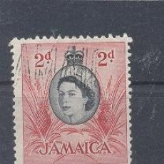 Sellos: JAMAICA,1956/58, USADO. Lote 112878739