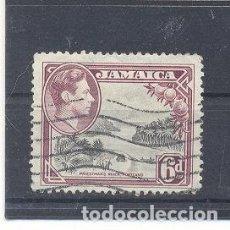 Sellos: JAMAICA,1938,USADO. Lote 112879655