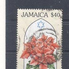 Sellos: JAMAICA, NAVIDAD 2001,USADO. Lote 112885147