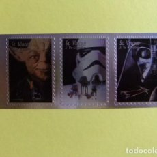 Sellos: ST. VINCENT THE GRENADINES 1996 STAR WARS TRILOGY YVERT 2796 / 2798 ** MNH. Lote 113463515