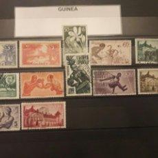 Sellos: LOTE SELLOS GUINEA. ESPAÑA.. Lote 114044884