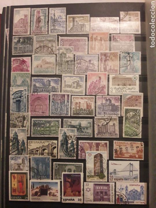 Sellos: Lote Sellos Monumentos. España. - Foto 2 - 114045424