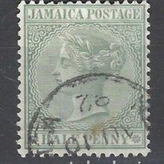 Sellos: JAMAICA / COLONIA BRITÁNICA - SELLO USADO. Lote 114298491