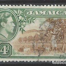 Sellos: JAMAICA / COLONIA BRITÁNICA - SELLO USADO. Lote 114298679