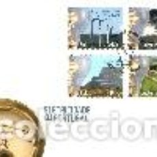 Stamps - Portugal & FDC La electricidad en Portugal 2018 (6859) - 115644971