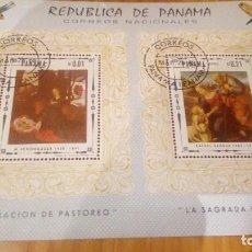 Sellos: HOJA BLOQUE DE PANAMA. Lote 116128591