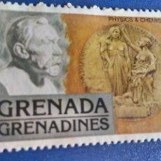 Sellos: SELLO DE GRENADA GRANADA. AÑO 1978. YVERT 261. ALFRED NOBEL. Lote 121565883