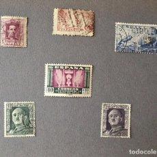 Sellos: SELLOS ESPAÑA - 1922-1947 - VARIOS - USADOS. Lote 130722624
