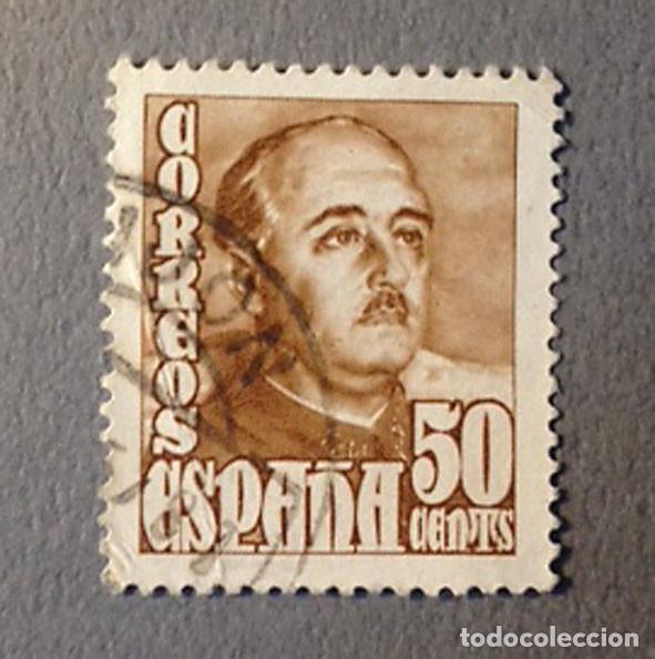 Sellos: SELLOS ESPAÑA - 1948-1954 - VARIOS - USADOS - Foto 4 - 130866648