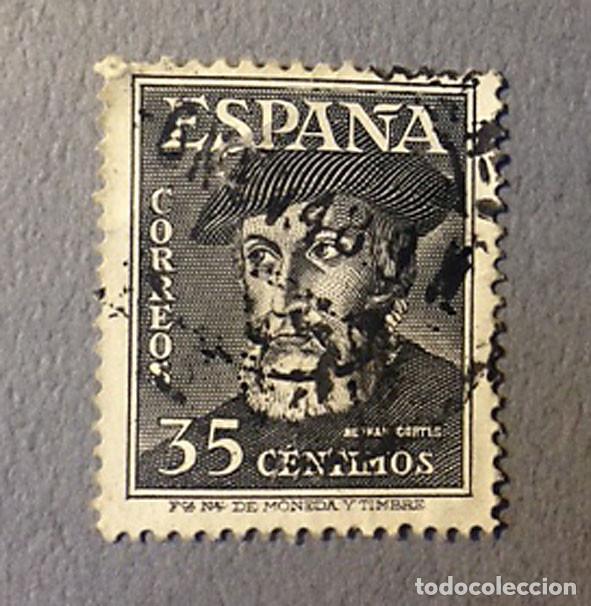 Sellos: SELLOS ESPAÑA - 1948-1954 - VARIOS - USADOS - Foto 5 - 130866648