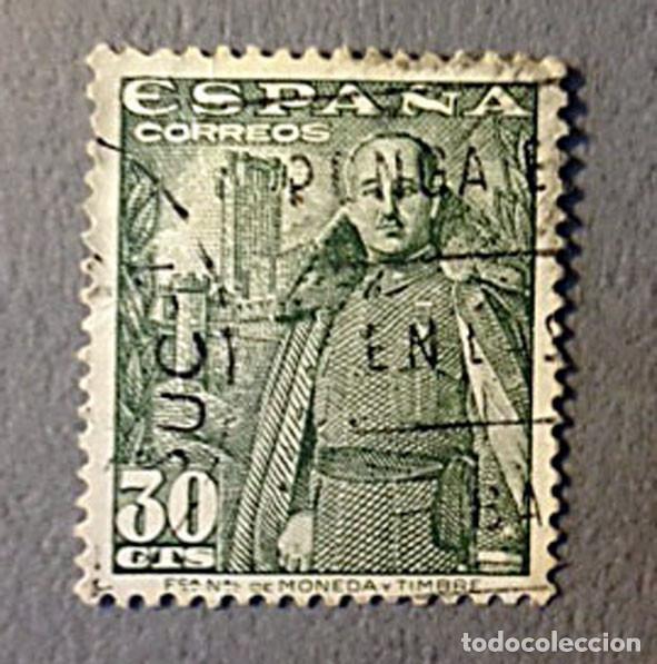 Sellos: SELLOS ESPAÑA - 1948-1954 - VARIOS - USADOS - Foto 6 - 130866648