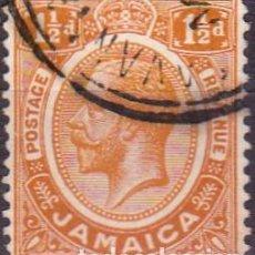 Sellos: 1912-1919 - JAMAICA - COLONIA BRITANICA - JORGE V - YVERT 59. Lote 132468630
