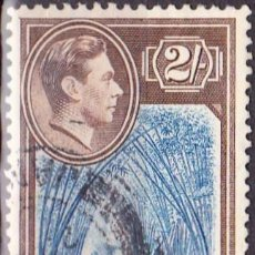 Sellos: 1938 - JAMAICA - COLONIA BRITANICA - JORGE VI - YVERT 133. Lote 132468882