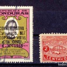 Stamps - HONDURAS.- - 132574382
