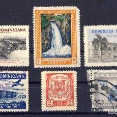 Sellos: REPÚBLICA DOMINICANA.-. Lote 132574810